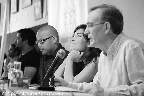 Presentación de la novela «Suerte», de Bárbara Blasco, en Bibliocafé VALENCIA (20/04/2013)