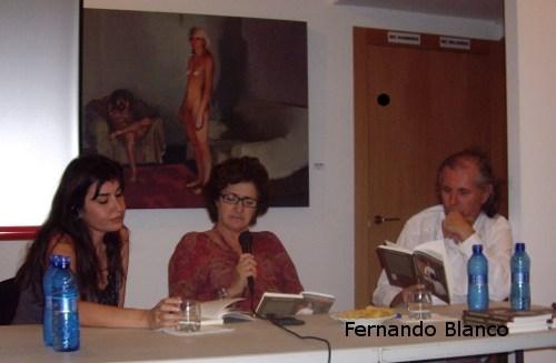 """Presentación de """"Arquitectura del sueño"""" de Fernando Blanco en Imprevisual, Valencia (08/10/2013)"""