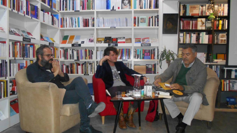 """Presentación de «Poesía y locura en la obra de Leopoldo María Panero"""" e la Ramon Llull 04/05/201"""