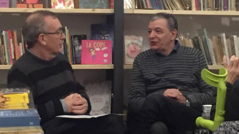 Luis Gusmán en España para la presentación de TENNESSEE: Barcelona, 17 de febrero 2020