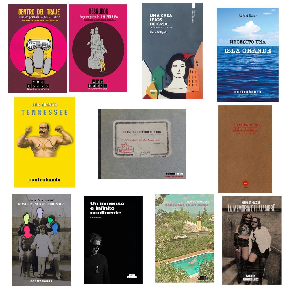 Nuestro TOP 10 del 2020. Libros de nuestro catálogo recomendados