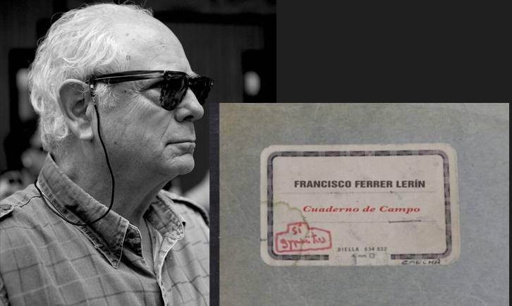 Reseña de «Cuaderno de campo», de F. Ferrer Lerín, por Antonio Viñuales Sánchez en Revista Turia