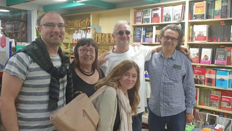 Lola Andrés, recitará en Librería Primado en «enjambre» con Laura Giordani, Viktor Gómez y Arturo Borra