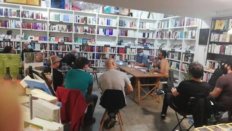 Encuentro con David Barberá. Presentación de su libro «La importancia estratégica del mundo real».