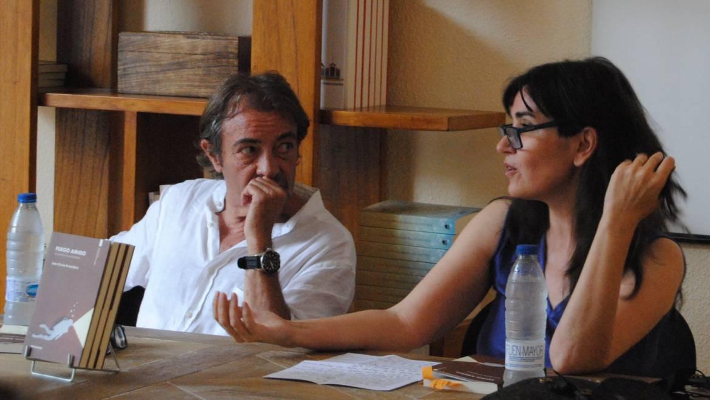 Presentación de «Fuego amigo. Los restos de la escritura» de Juan Gracia Armendáriz 16/06/2021