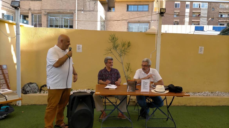 Presentación de «Las alfombras gastadas del Gran Hotel Venezuela» de Eloi Yagüe 15/07/2021