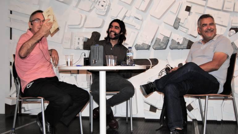 Presentación de JUSEPE de Andrés del Arenal en Valencia, en el CTAV. 29/09/2021